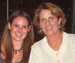 Carol and daughter photo
