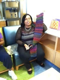 CNMC long scarf